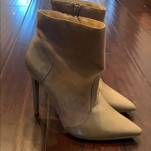 Izabella Rue Stiletto Boot Pumps